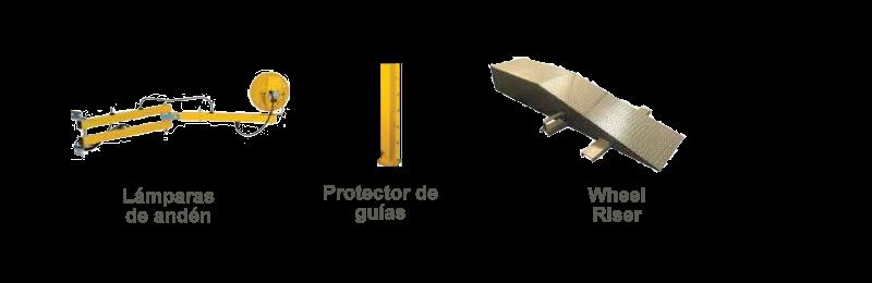 accesorios para anden 02 gasa